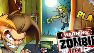 CGRundertow ZOMBIE AREA! for iPhone Video Game Review