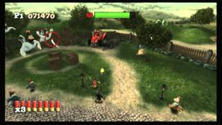 CGR Undertow &#8211; CHICKEN RIOT for Nintendo Wii Video Game Review