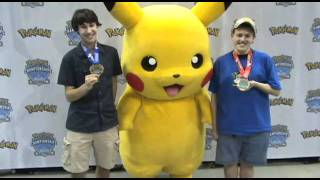 2011 Pokmon National Video Game Championship Winners