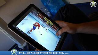 Hockey MVP Android Game Review by Playandroid.com