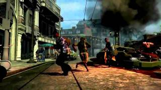 inFAMOUS 2 – PS3 – Gamescom 2010 House of the Rising Sun official video game preview trailer HD