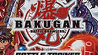 Classic Game Room HD &#8211; BAKUGAN BATTLE TRAINER for Nintendo DS review