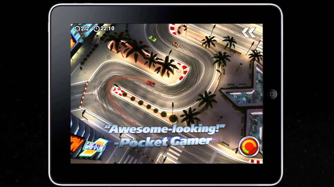New DrawRace 2 video game trailer – iPhone iPod iPad