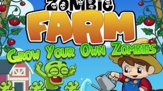 CGRundertow ZOMBIE FARM for iPhone Video Game Review