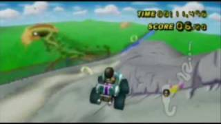 GCN DK Mountain Slalom (Mario Kart Wii Tournament 42) – 00:44.784