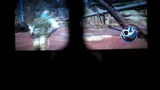 3D Demo – Playstation 3 (PS3) – James Cameron's 'AVATAR: The Game' – Stereoscopic 3D – Samsung