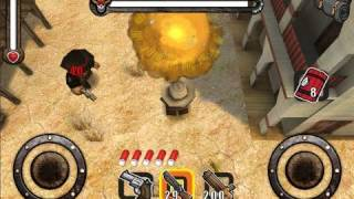 CGRundertow COWBOY GUNS for iPhone Video Game Review