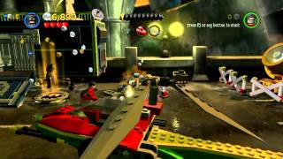 Lego Batman 2: DC Super Heroes &#8211; Walkthrough / Gameplay &#8211; Part 2