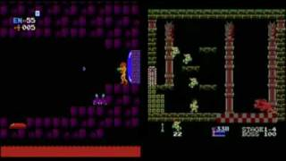 Metroid Video Review for Nintendo Entertainment System (NES)