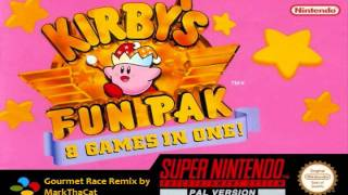 Kirby Super Star / Fun Pak &#8211; Gourmet Race Remix