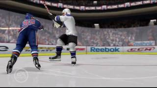 NHL Slapshot – Wii – Wayne Gretzky Peewee to Pro official video game preview trailer HD