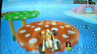 Mario Kart Wii Tournament 47 ~ Peach Beach with Mushrooms in 1:51.630
