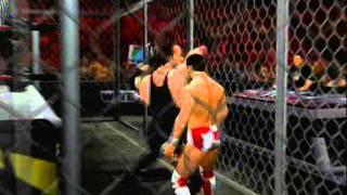 ECWA – Over The Limit – Daniel Bryan Vs Undertaker – World Heavyweight Championship