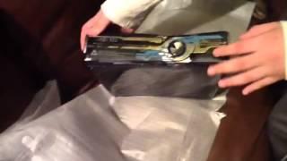 Halo 4 unboxin xbox 2012