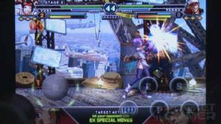 THE KING OF FIGHTERS-i iPhone Game Review – PocketGamer.co.uk