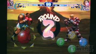 STREET FIGHTER IV Volt iPhone Game Review &#8211; PocketGamer.co.uk
