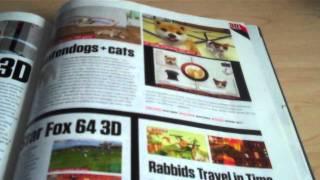 Top 3 Nintendo 3DS Launch Titles