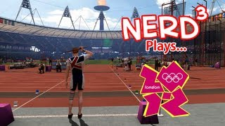Nerd Plays&#8230; London 2012: The Official Video Game of the Olympic Games