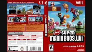 New Super Mario Wii &#8211; GAME REVIEW
