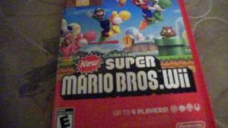 New Super Mario Bros. Wii Game Review Redo