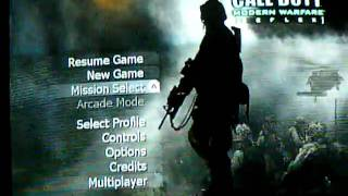Call of Duty Week!!!!!! Call of Duty Modern Warfare Reflex Wii Game Review