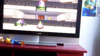 wacky video game tournaments Episode 2 part 1 mario kart wii