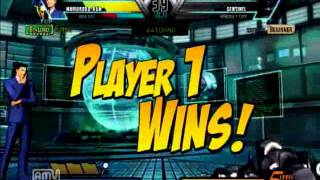 UMvC3 (01) – OGTY PSN Tournament [BD BLOCK FIRST ROUND]