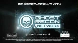 Ghost Recon: Future Soldier – Navy Seals MoCaps Trailer