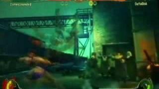 FightNationEX Live Tournament – Round 3 Game 1 – Match 4