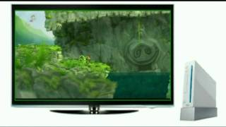 Rayman Origins Wii Version: First Look New Wii Games