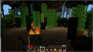 Minecraft Custom map: Canopy Carnage part 7 The Tree