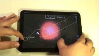PewPew 2: Android Video Game Review (Demo on Motorola Xoom)