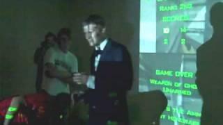 Classic Games Fest 2010 Goldeneye 007 N64 Tournament