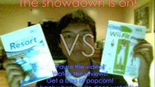Top 10 Wii Games of 2009: #7 & #6 – Wii Fit Plus and Wii Sports Resort (Showdown Review)