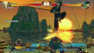 Street Fighter IV – Xbox Live – Gen (me) vs Bison