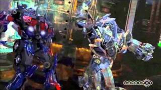 Transformers 3 Dark Of The Moon Video Game Trailer ~ EastwoodClinton Live Action Movie Updates