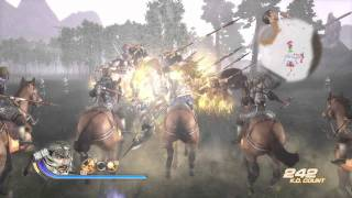 DYNASTY WARRIORS 7: XTREME LEGENDS (TGS 2011) GAMEPLAY VIDEO