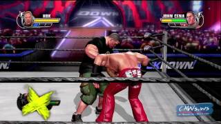 WWE ALL STARS x360 Tournament Warkillz 360 Vs Californaya Round 3