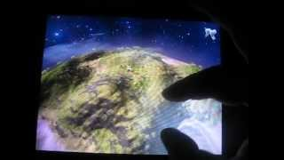 Topia World Builder iPad Mini gameplay