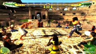 Gameplay &#8211; Martial Arts: Capoeira PC Game