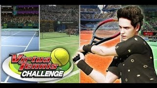 iPad 3 Gameplay &#8211; Virtua Tennis 4 (HD)