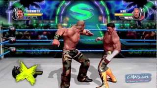 WWE ALL STARS x360 Tournament GameRunnerGreen vs I_R_Hardcore_69 Round 3