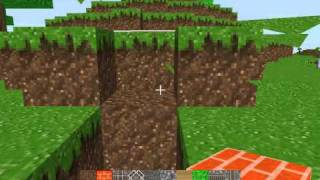 Project FortressCraft PC Gameplay
