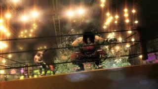 [街霸x鐵拳]Street Fighter X Tekken 劇情trailer – Episode 4