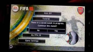 EA FIFA 10 for Android App Review :: Androinica.com
