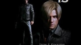 Resident Evil6 I Campagin Leon S.Kennedy l Chapter5-Part3