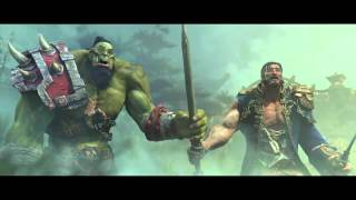 World of Warcraft Mists of Pandaria Trailer (PC Game HD)