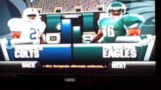 Madden 10 2010 Wii Video Game Review