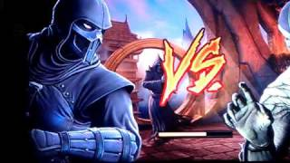 Mortal kombat 9 review