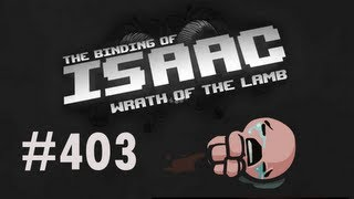 Let&#8217;s Play &#8211; The Binding of Isaac &#8211; Episode 403 [Puddy Tat]